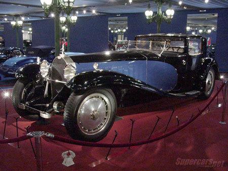 Väidetavalt maailma kõige kallim auto 1930 aasta Bugatti Type 41 Royale.