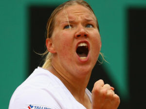 Kaia Kanepi, Eesti 2008. aasta parim naissportlane.