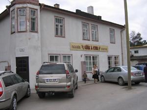 Köök & Kook Raudtee tänaval, Nõmmel.