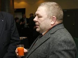 Hansapanga üks asutajatest, ekshoiupankur, ekssiseminister, ettevõtja Olari Taal