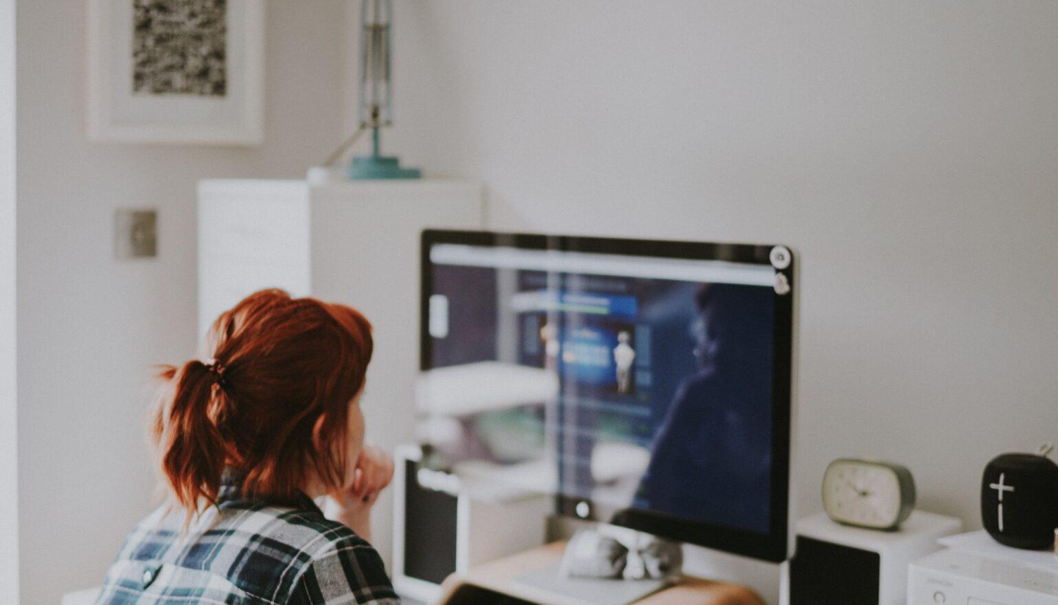 Kaugtöö peavalu põhjustab üle töötamine