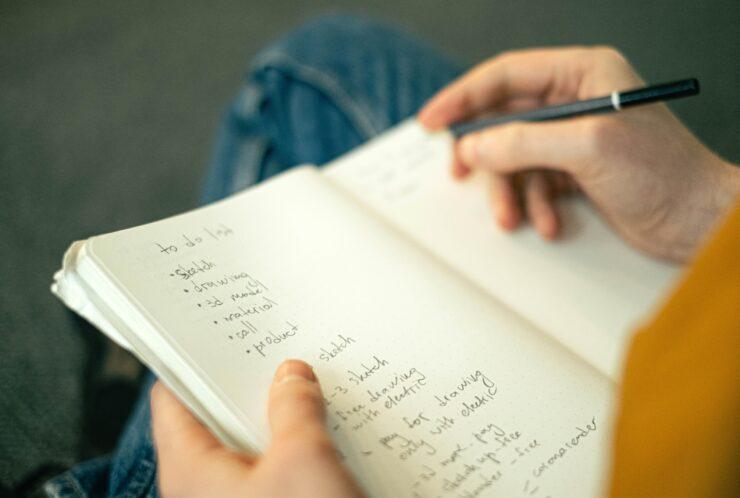 Kuidas to-do nimekirjade türanniast välja murda